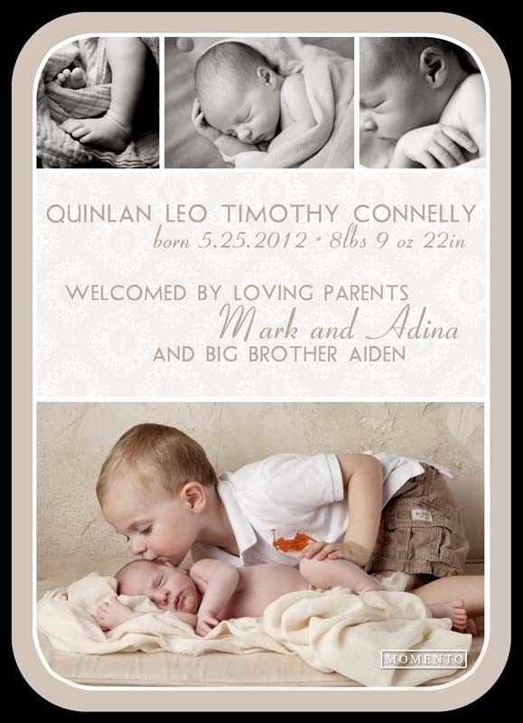 Baby Girl Birth Announcements Template Inspirational 1000 Ideas About Birth Announcement On Pinterest