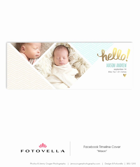 Baby Girl Birth Announcements Template New Boy or Girl Baby Birth Announcement Cover Template