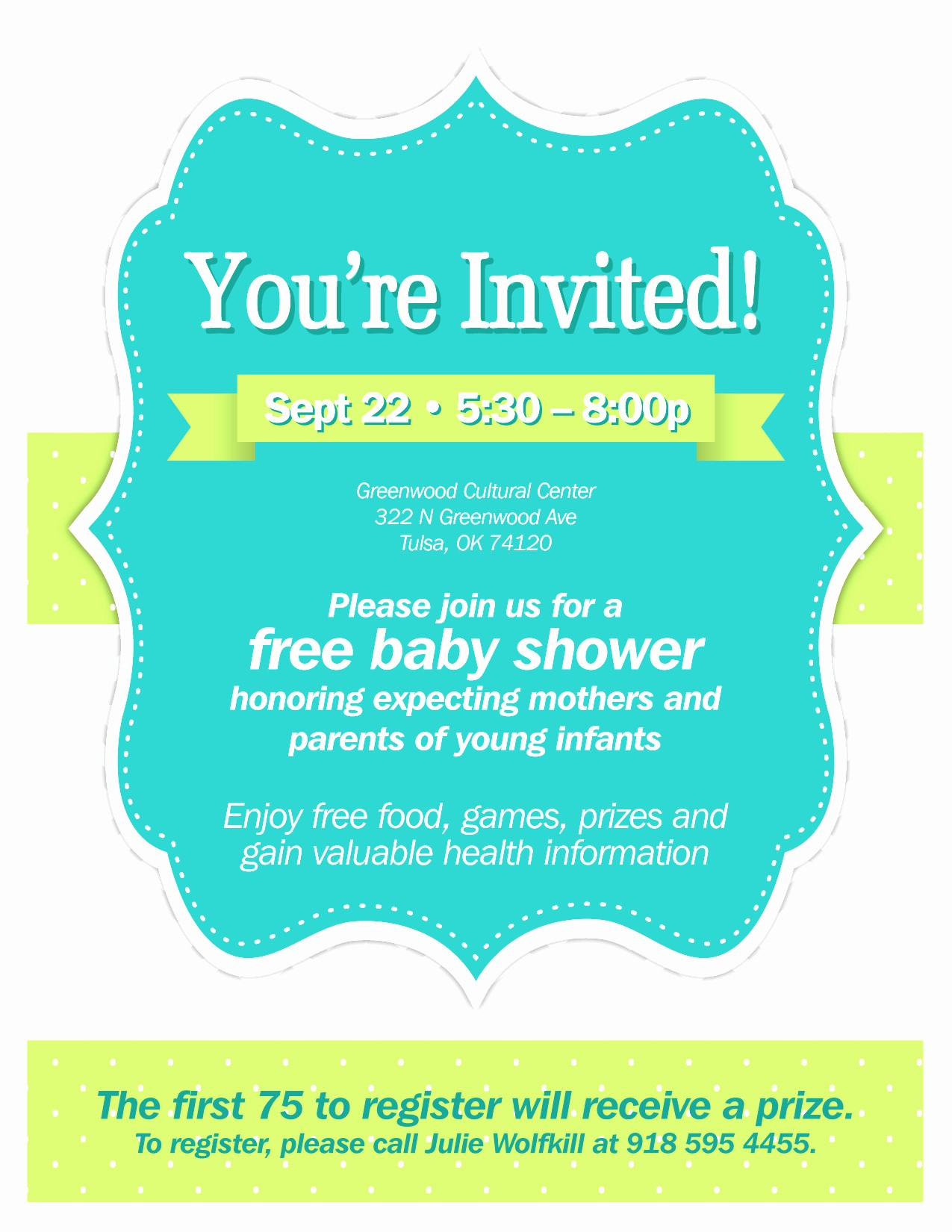Baby Shower Flyer Template Word Awesome Baby Shower Flyer Template