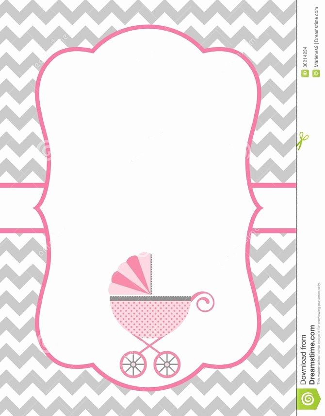 Baby Shower Flyer Template Word Lovely How to Make A Baby Shower Invitation Template Using