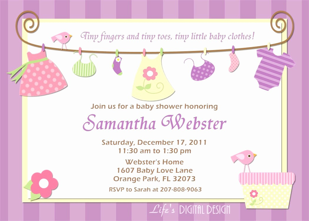 Baby Shower Flyer Template Word Luxury Baby Shower Invite Samples Mughals