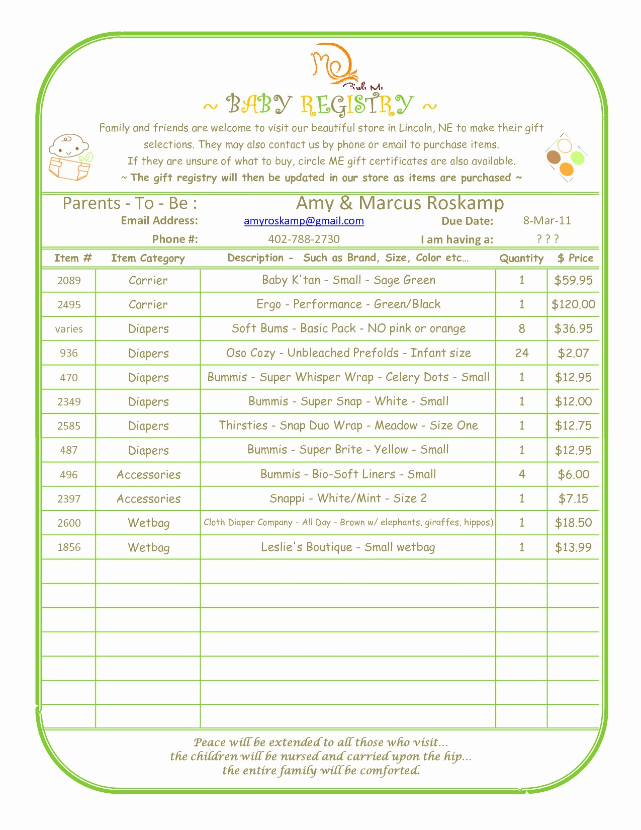 Baby Shower Invitation List Template Awesome Baby Shower Guest List Template Bamboodownunder