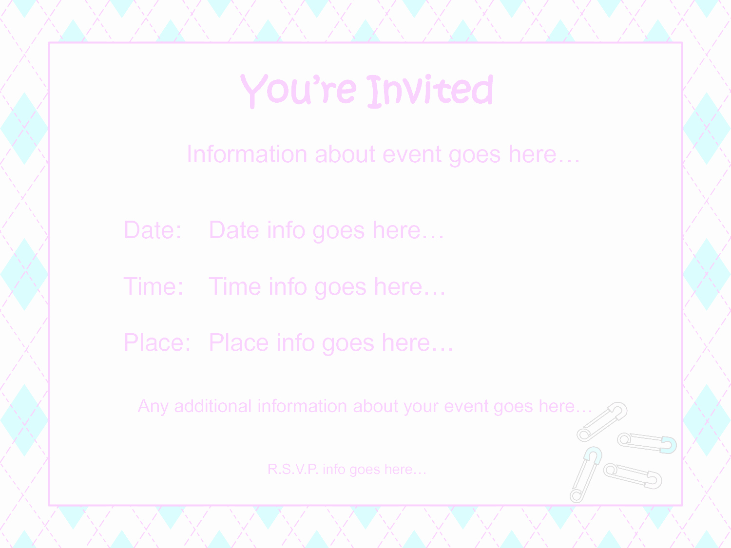 Baby Shower Invitation List Template Awesome Baby Shower Invite Samples Mughals