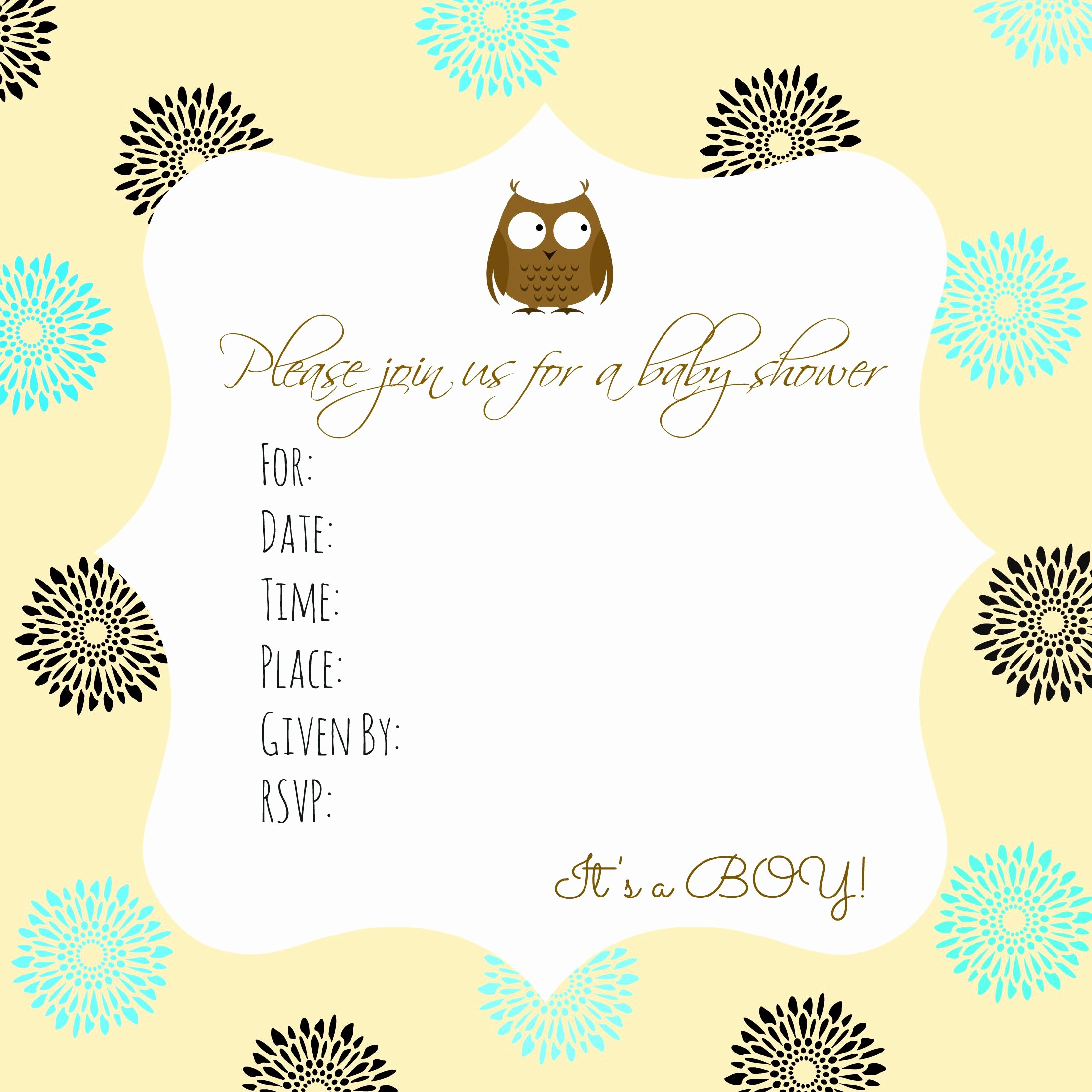 Baby Shower Invitation List Template Best Of Baby Shower Invitation Baby Shower Invitation Templates