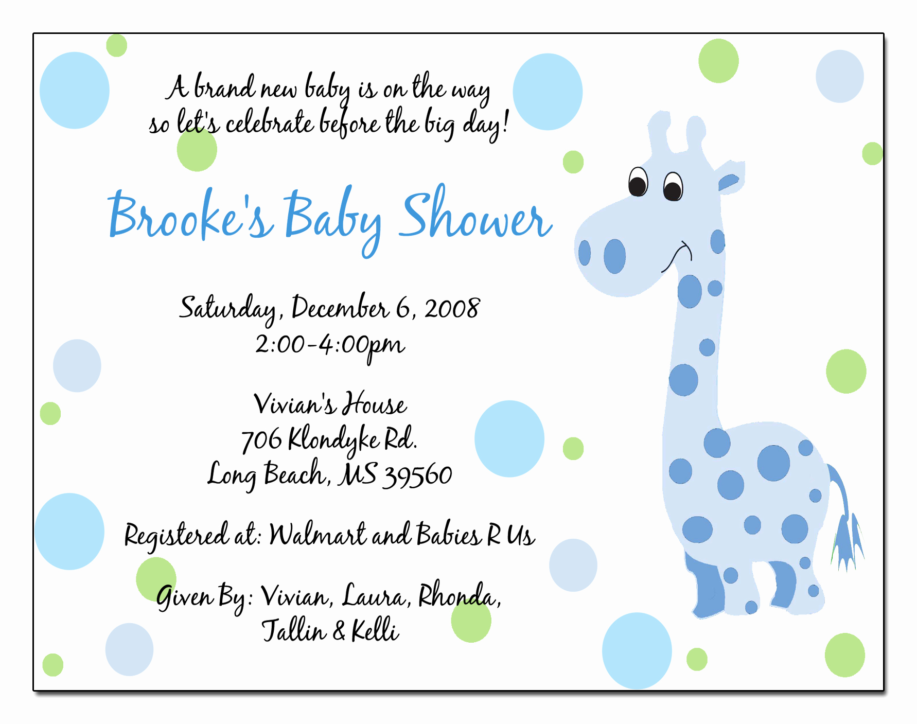 Baby Shower Invitation List Template Lovely Baby Boy Shower Invitation Template