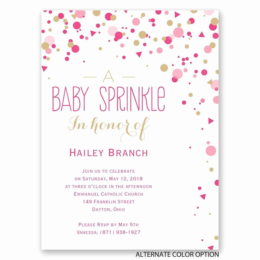 Baby Shower Invitation List Template Luxury Baby Shower Invitation Templates Sprinkle Baby Shower