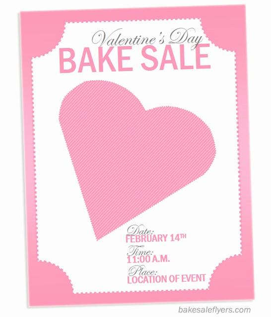 Bake Sale Flyer Template Free Beautiful Bake Sale Flyers – Free Flyer Designs