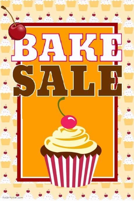Bake Sale Flyer Template Free Elegant Bake Sale Template