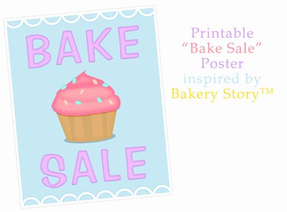 Bake Sale Flyer Template Free Luxury Bake Sale Flyers – Free Flyer Designs