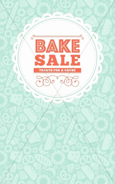 Bake Sale Flyer Template Free New Bake Sale Church Flyer Template