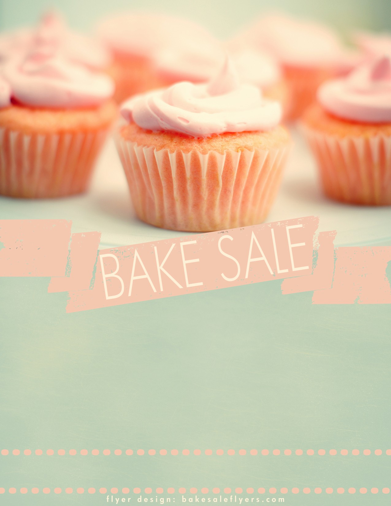 Bake Sale Flyer Template Free New Free Bake Sale Flyer Templates Yourweek 6ff45ceca25e