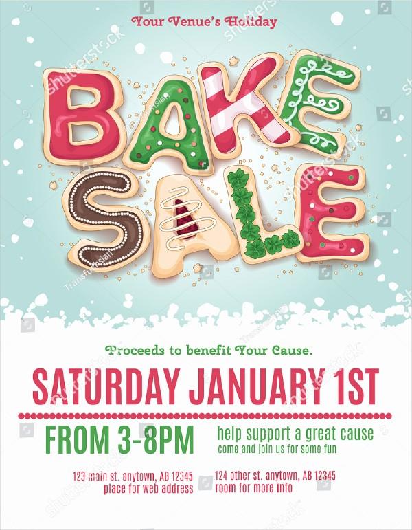Bake Sale Flyer Template Free Unique 18 Bake Sale Flyer Templates Adobe Shop