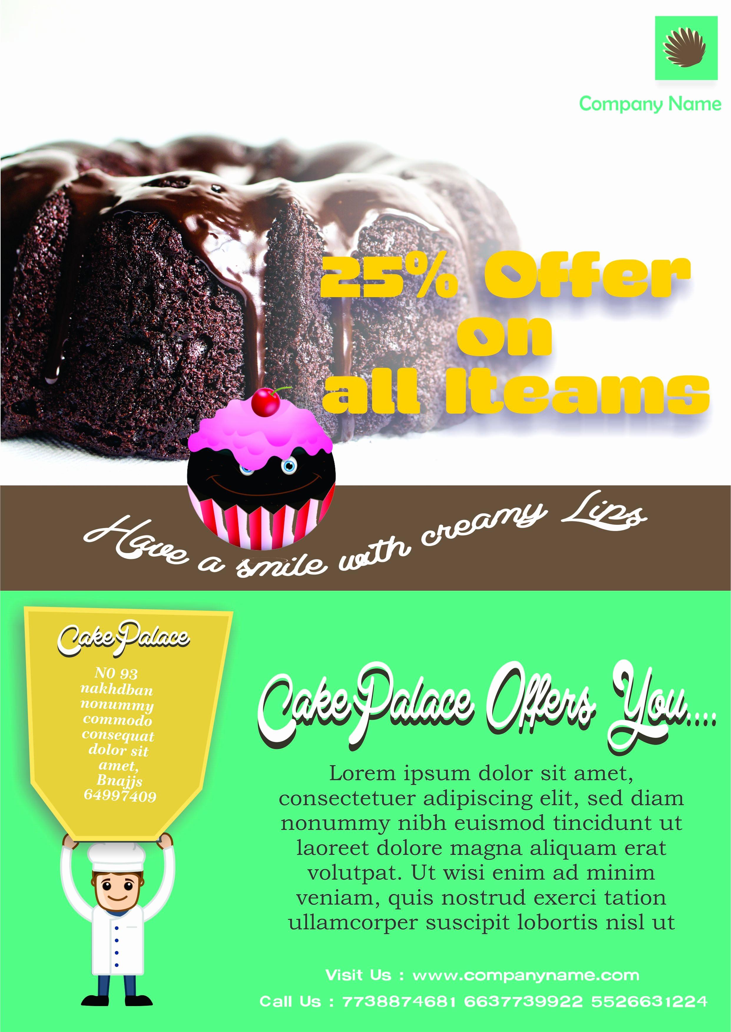 Bake Sale Flyer Template Microsoft Best Of Engaging Free Bake Sale Flyer Templates for Fundraising