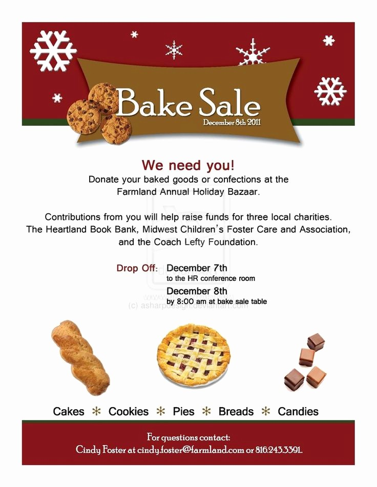 Bake Sale Flyer Template Microsoft Unique 1000 Ideas About Bake Sale Flyer On Pinterest