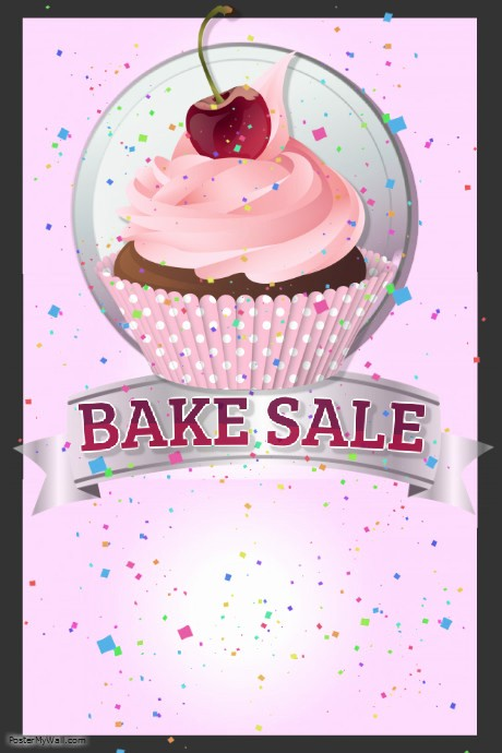 Bake Sale Flyer Template Word Best Of Bake Sale Template