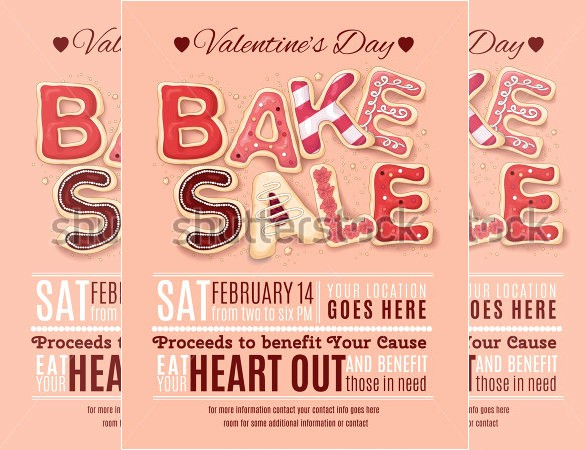 Bake Sale Flyer Template Word Elegant Bake F Flyer Template Yourweek 8cbbe6eca25e