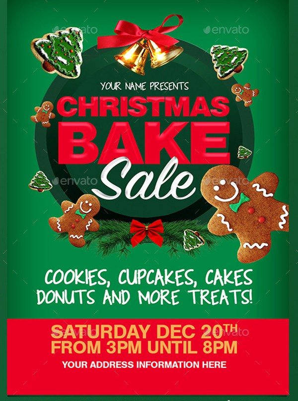 Bake Sale Flyer Template Word Elegant Bake Sale Flyer Templates Psd Vector Eps Jpg Downl with