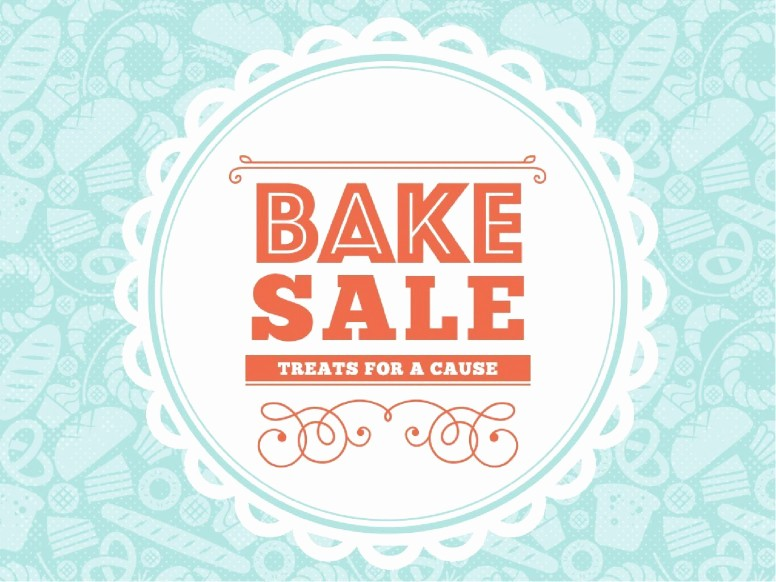 Bake Sale Template Microsoft Word Luxury Bake Sale Church Powerpoint Template