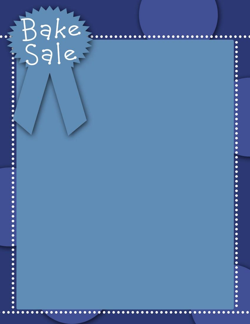 Bake Sale Template Microsoft Word Luxury Bake Sale Flyers – Free Flyer Designs