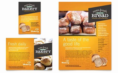 Bakery Menu Template Word Free Elegant Artisan Bakery Menu Template Word & Publisher