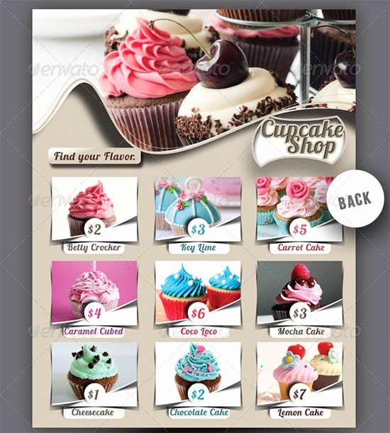 Bakery Menu Template Word Free Fresh Groups Cake 5ddc2a3c666d Best form Template Download
