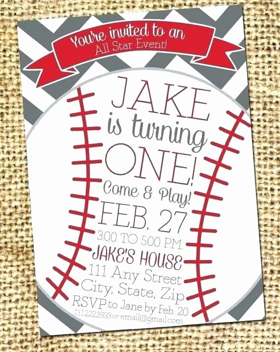 Baseball Ticket Invitation Template Free New Blank Baseball Invitations – Untitledo