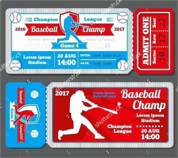 Baseball Ticket Invitation Template Free Unique Police Party Invitations Template Free Printable Baseball