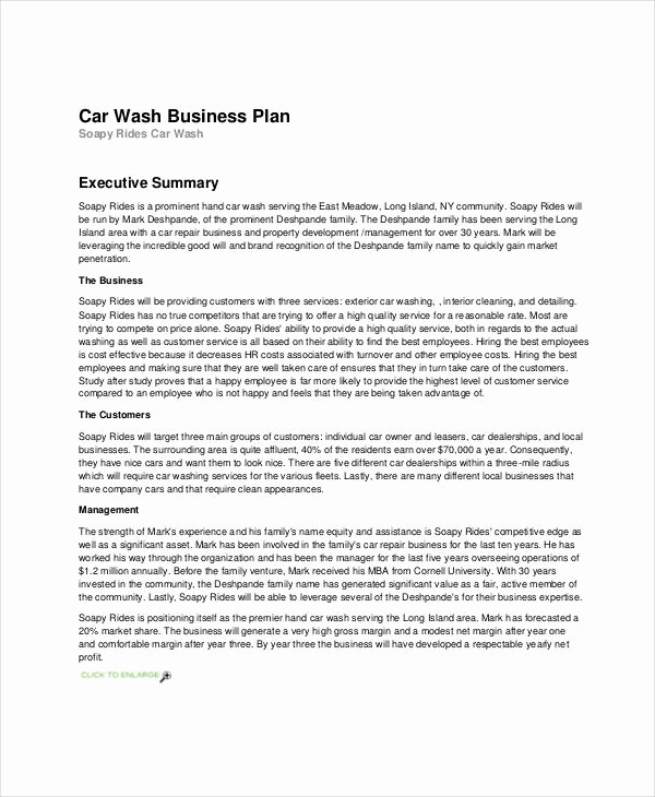 Basic Business Plan Template Free Unique 22 Simple Business Plan Examples Pdf Word Pages