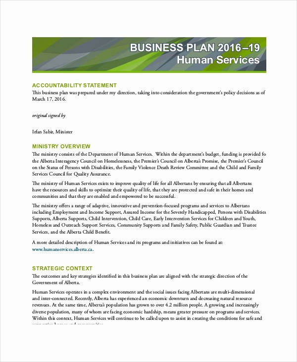 Basic Business Plans Templates Free Unique Basic Business Plan Templates 12 Free Pdf format