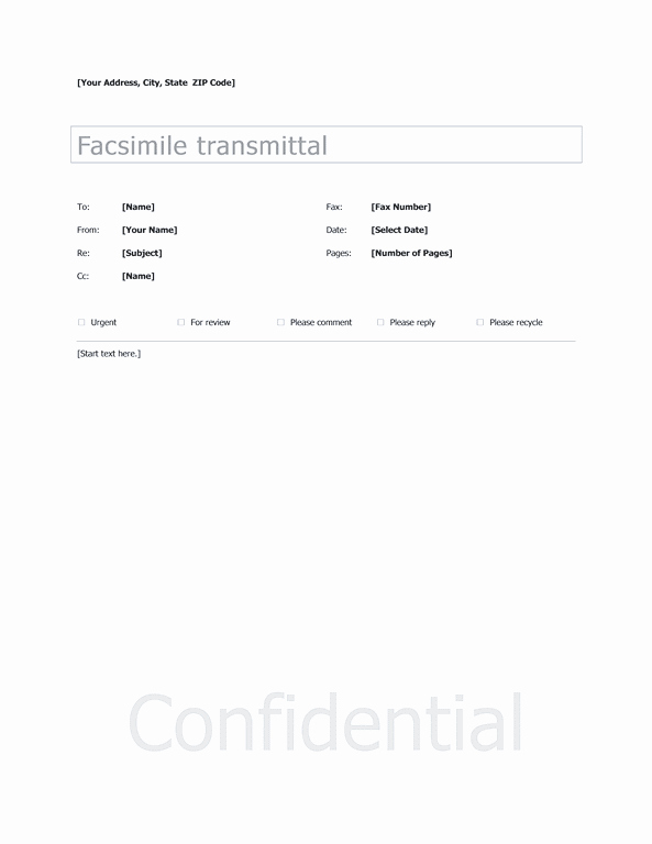 Basic Fax Cover Sheet Template Beautiful Basic Fax Sample Cover Sheet Template for Word 2013