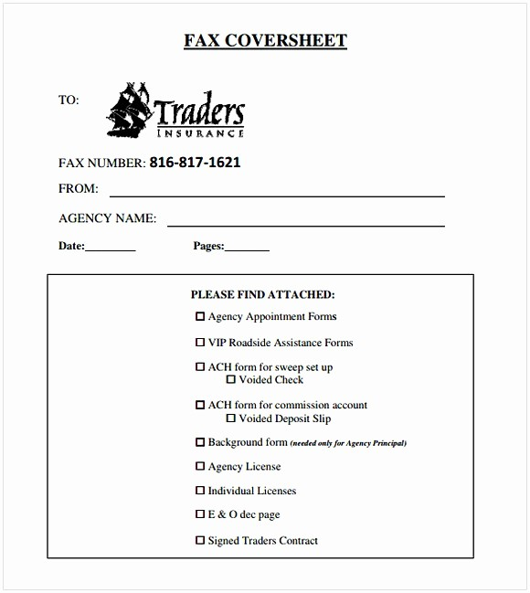 Basic Fax Cover Sheet Template Best Of Basic Fax Coversheet