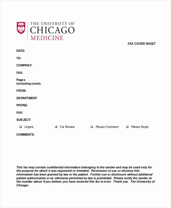 Basic Fax Cover Sheet Template Unique Fax Sheet Template 3 Free Word Documents Download