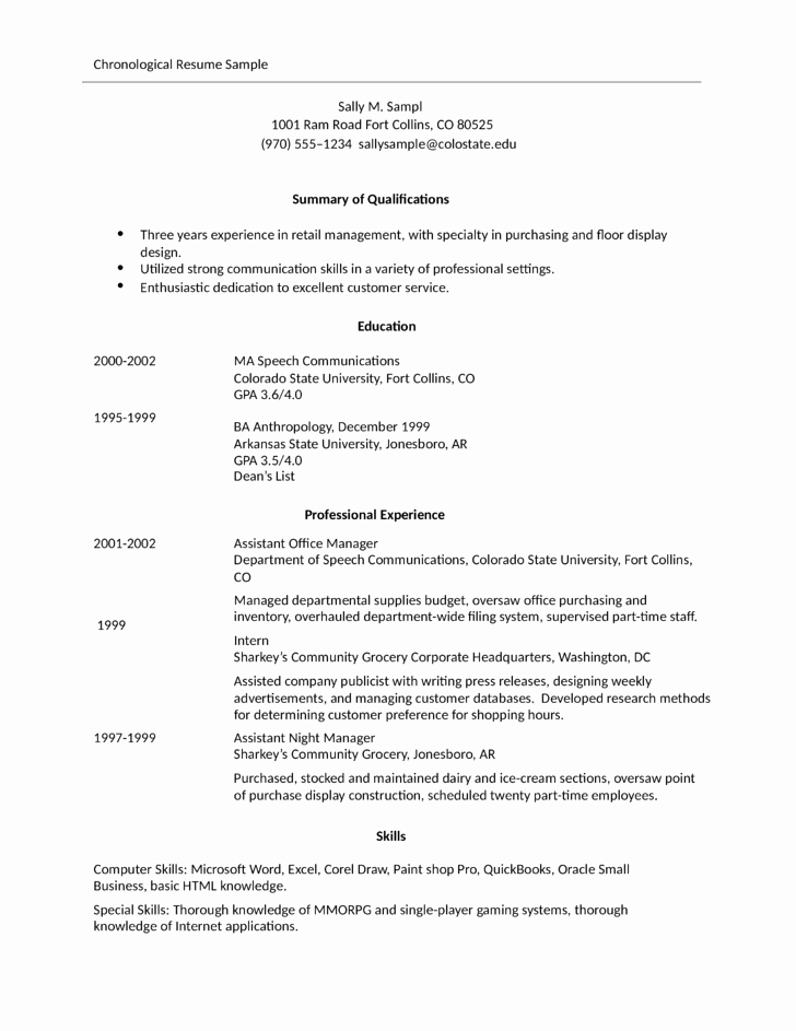Basic format Of A Resume Unique Basic Resume Examples Image Collections Download Cv