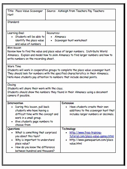 Basic Lesson Plan Template Word Lovely Sample Kindergarten Lesson Plan Template Templates Data