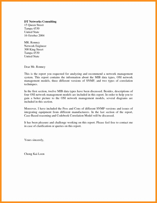 Basic Resume Cover Letter Examples Beautiful Free Basic Cover Letter Examples