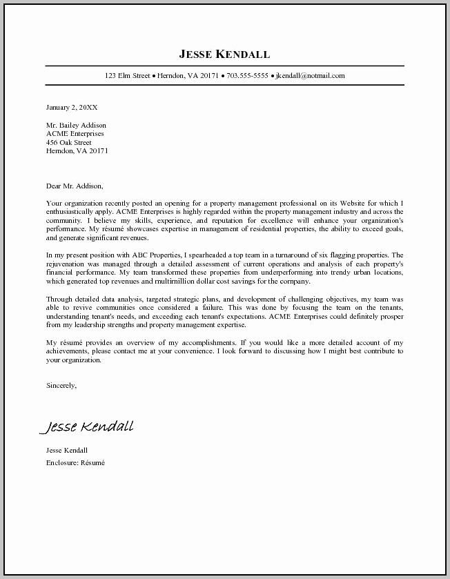 Basic Resume Cover Letter Examples Lovely Cover Letter Template for A Resume Cover Letter Resume