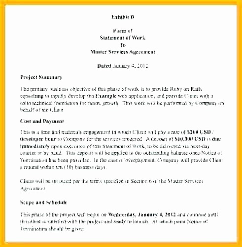 Basic Scope Of Work Template Beautiful 3 sow Meaning In Business Simple Scope Work Example