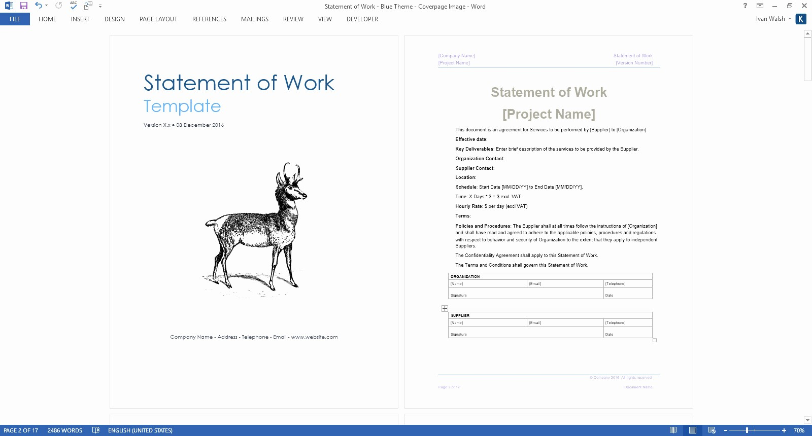 Basic Scope Of Work Template Elegant Basic Scope Work Templates