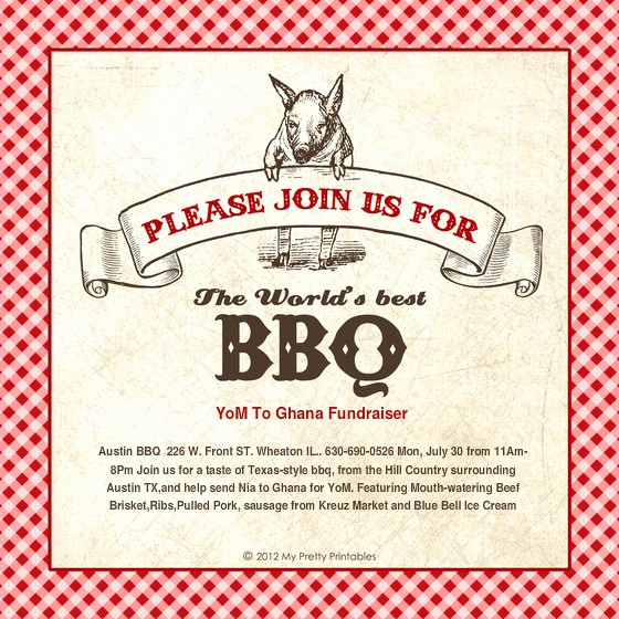 Bbq Fundraiser Flyer Templates Free Fresh 8 Bbq Fundraiser Flyer Template Bbq Plate