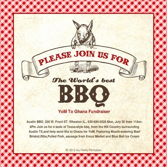 Bbq Fundraiser Flyer Templates Free Fresh 8 Bbq Fundraiser Flyer Template Bbq Plate