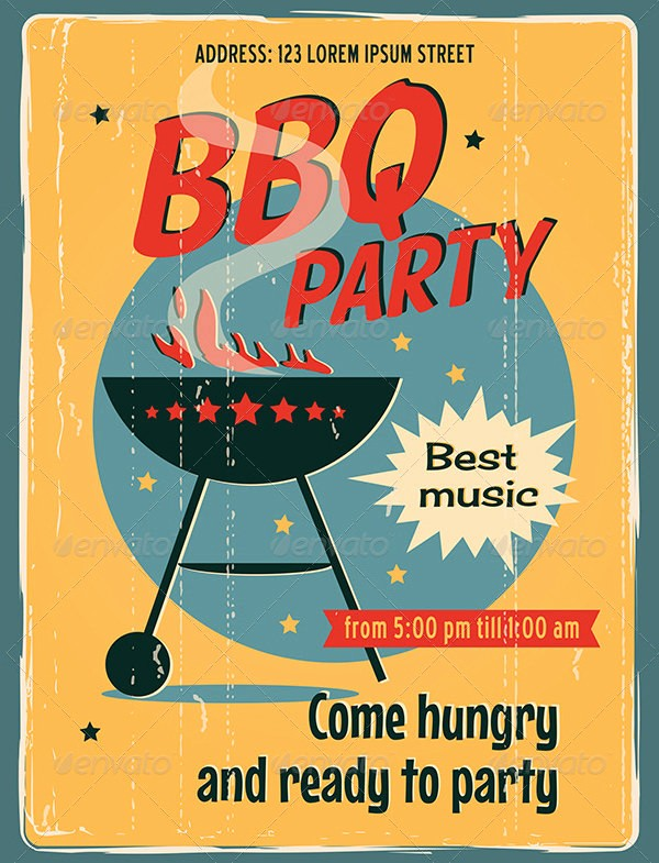 Bbq Party Invitation Templates Free Lovely 50 Bbq Invitation Templates