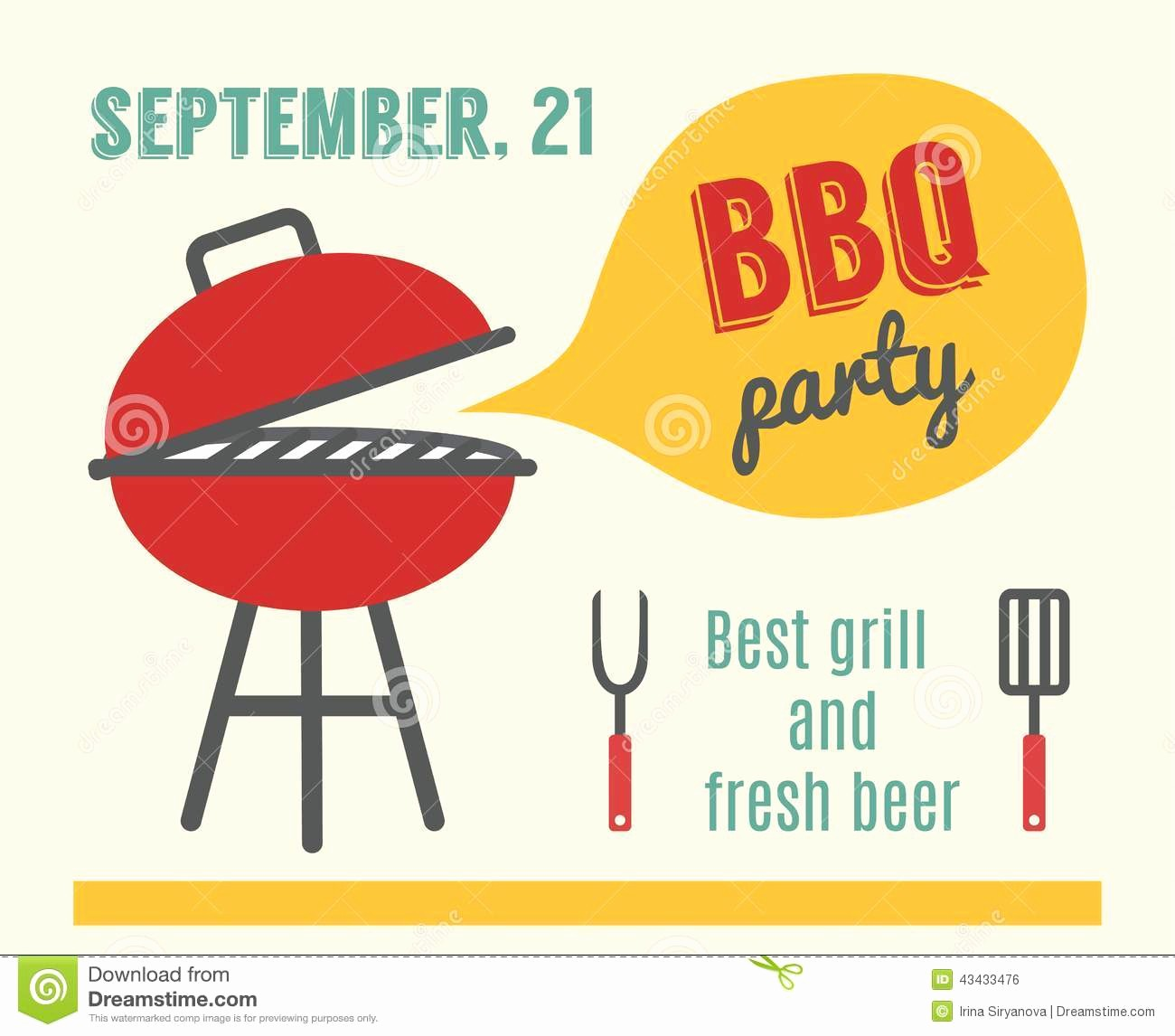 Bbq Party Invitation Templates Free Luxury Bbq Invitation Templates Free Download Jin's Invitations