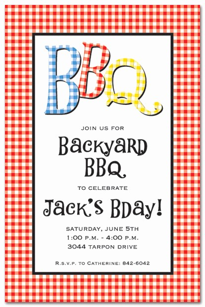 Bbq Party Invitation Templates Free New 7 Best Of Pany Cookout Flyer Free Printable