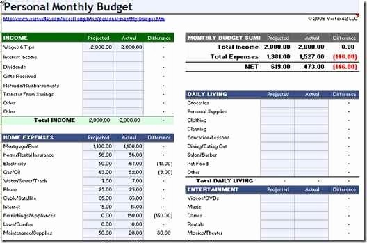 Best Budget Excel Template 2016 Best Of Business Excel Templates
