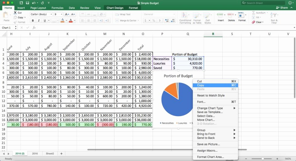 Best Budget Excel Template 2016 Elegant 10 Good Practices for Creating Microsoft Excel