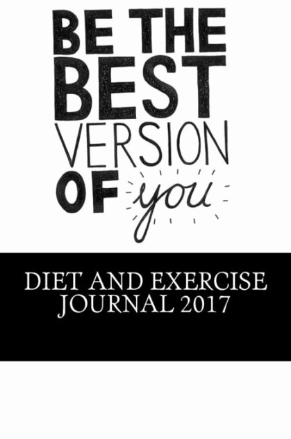 Best Food and Exercise Journal Awesome Diet and Exercise Journal 2017 Plete Weekly Workout