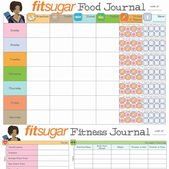Best Food and Exercise Journal Elegant Do You Keep A Food or Fitness Journal