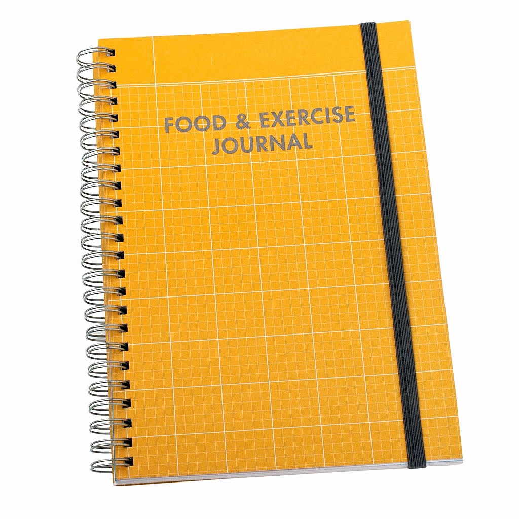 Best Food and Exercise Journal Fresh Food and Fitness Journal