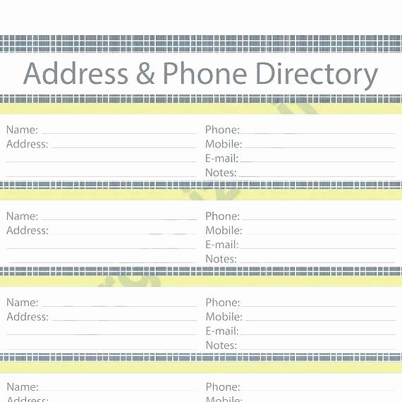 Best Free Online Address Book Elegant Address Book Unicorn 6x9 130 Pages Professionally Designed