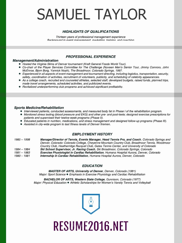 Best Free Resume Templates 2016 Best Of Resume formats 2016 which One to Choose